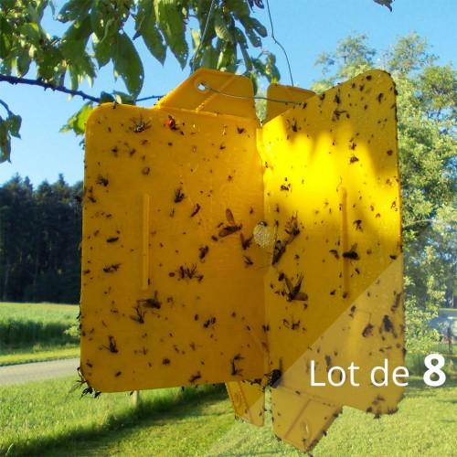 Rebell® amarillo (Lot de 8 pièges croisés) - Andermatt France