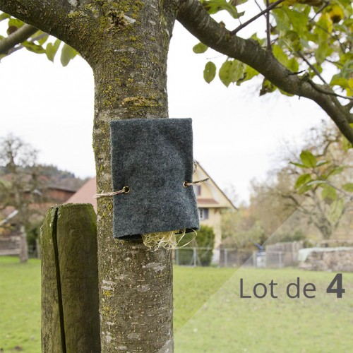 Abris perce-oreille contre pucerons - Andermatt France