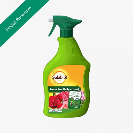 Insectes Polyvalent Prêt à l'Emploi 750 ml - Insecticides Biocontrôle