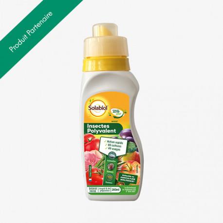 Insectes Polyvalent Concentré 200 ml - Insecticides Biocontrôle