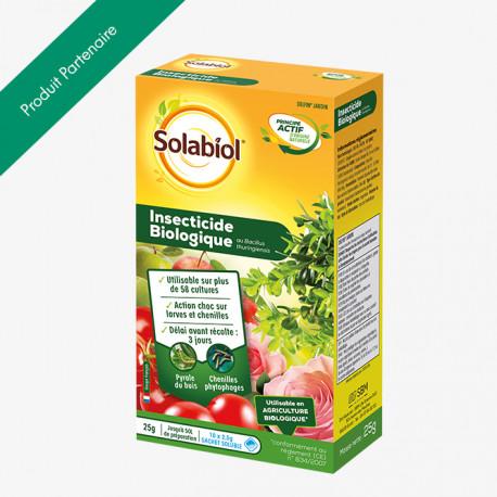 Insecticide Biologique (10 x 2,5g) - Insecticides Biocontrôle