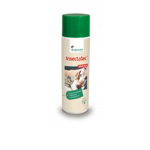 Insectosec Puces - Aérosol 400 ML