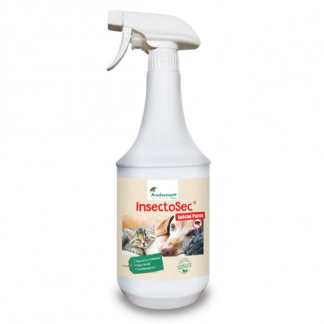 Insectosec Puces - Spray 1 L
