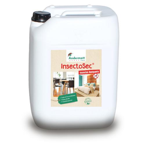 Insectosec 5L contre insectes rampants