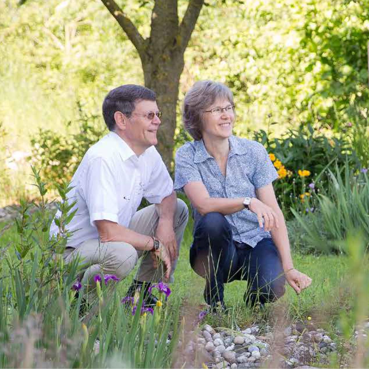 Isabel et Martin Andermatt
