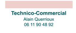Contacter Alain Querrioux