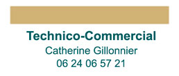Contacter Catherine Gillonnier