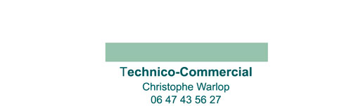 Contacter Christophe Warlop