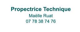Contacter Maelle Ruat